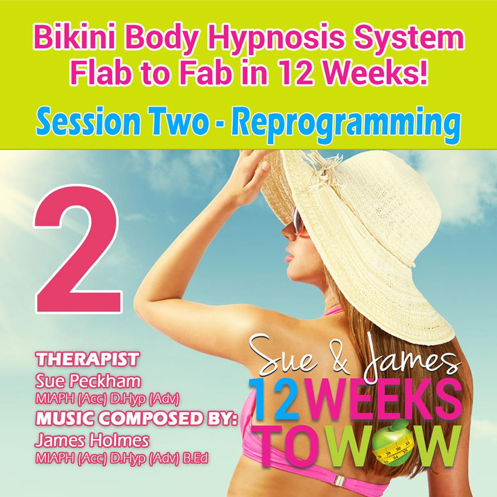 Bikini Body Hypnosis System - 12 Weeks to Wow
