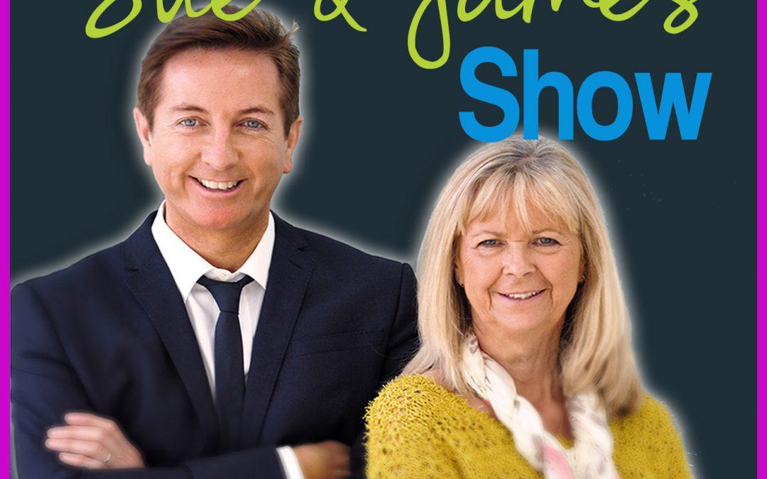 THE SUE & JAMES PODCAST SHOW DECEMBER 2016 – Episode 1