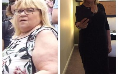 My Weight Loss Success with 12 Weeks to Wow by Sue Foster
